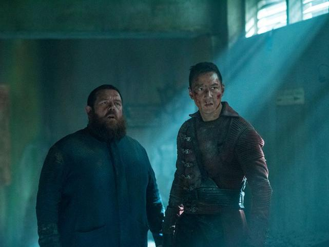 Loyalties are tested into the badlands