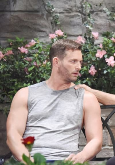 (TALL) Brady is in Bad Shape - Days of Our Lives
