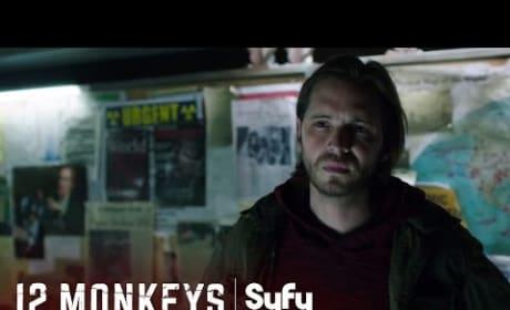 "12 Monkeys Sneak Peek - ""Mentally Divergent"""
