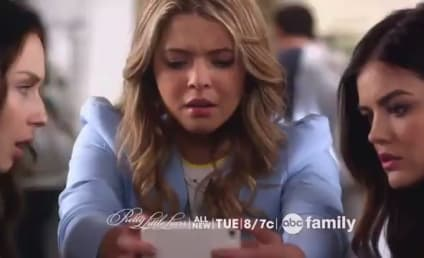 Pretty Little Liars Promo: A is Back!