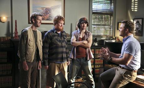 New Friends? - Hart of Dixie Season 4 Episode 4
