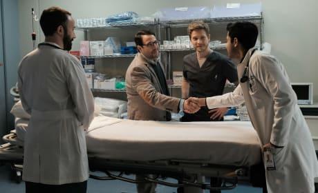 Making Intros - The Resident Season 1 Episode 5