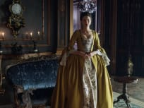 Claire in France - Outlander