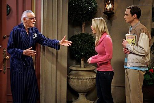 Stan Lee on The Big Bang Theory