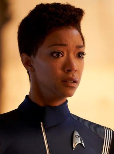 A Daughter's Tear - Star Trek: Discovery Season 2 Episode 11
