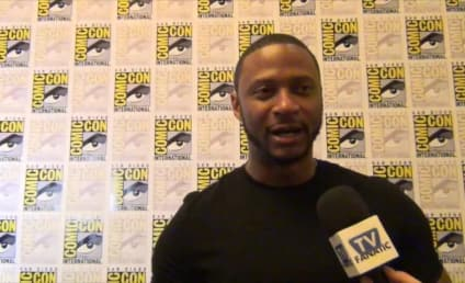 David Ramsey Teases Diggle's New Season 4 Look