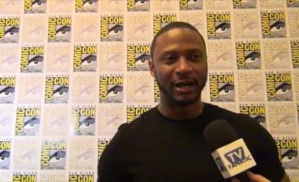 David Ramsey Teases Diggle's New Season 4 Look
