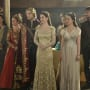 Francis and his Women - Reign Season 2 Episode 5