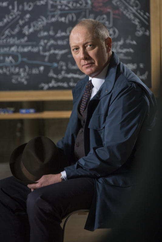 James Spader as Raymond Reddington