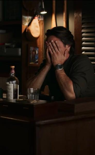 Distraught Jack - Virgin River Season 2 Episode 5