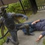 A Demon Attacks Sam