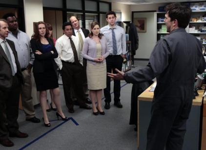 Watch The Office Season 8 Episode 24 Online