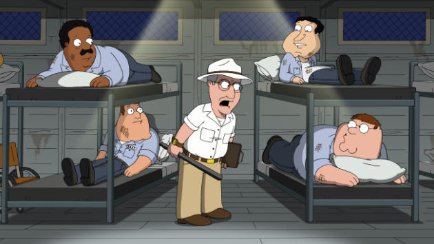 The Guys in Jail