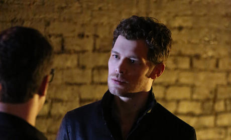 Klaus In Charge - The Originals Season 3