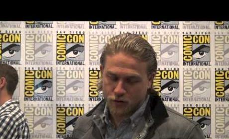 Charlie Hunnam Exclusive
