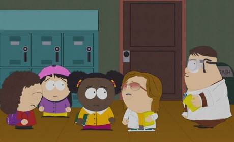 The Science Project - South Park