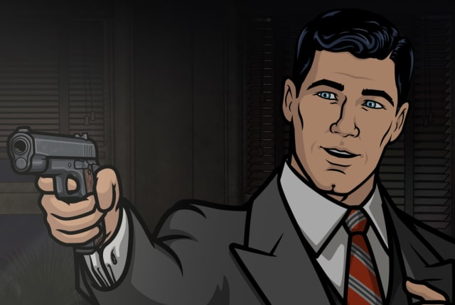 Watch archer season 8 episode 2 online tv fanatic - Archer episodes youtube ...