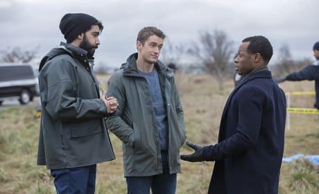 Major Detective Work - iZombie Season 2 Episode 13