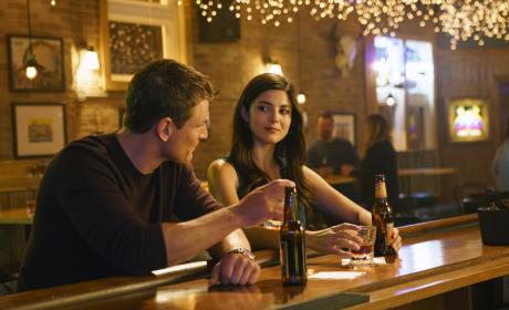 Sharing a Drink - Chicago Justice