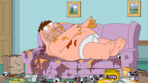 Peter's In a Coma - Family Guy