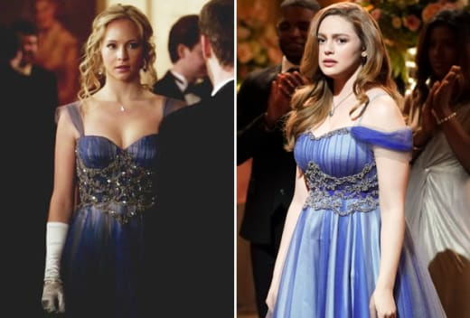 The Same Dress - The Originals