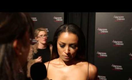 Kat Graham: What's Her Favorite Bonnie Moment?
