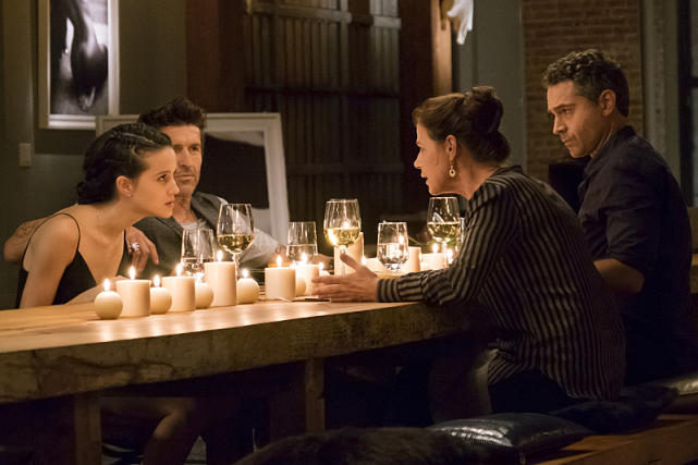 Not your fault the affair s3e2
