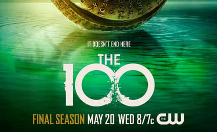 The 100 Season 7 Poster: A Tale As Old As Time