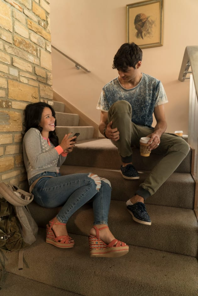 The Fosters Season 5 Episode 13 Review Line In The Sand