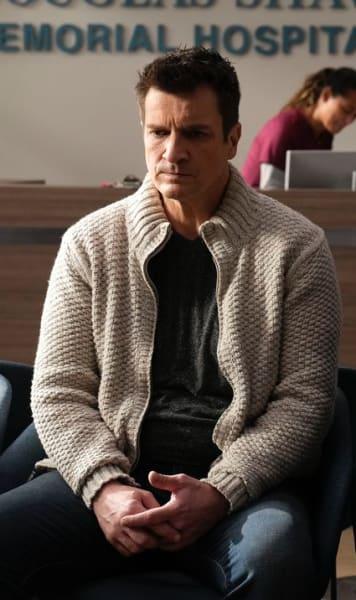 Nolan Waits For News - The Rookie Season 3 Episode 12