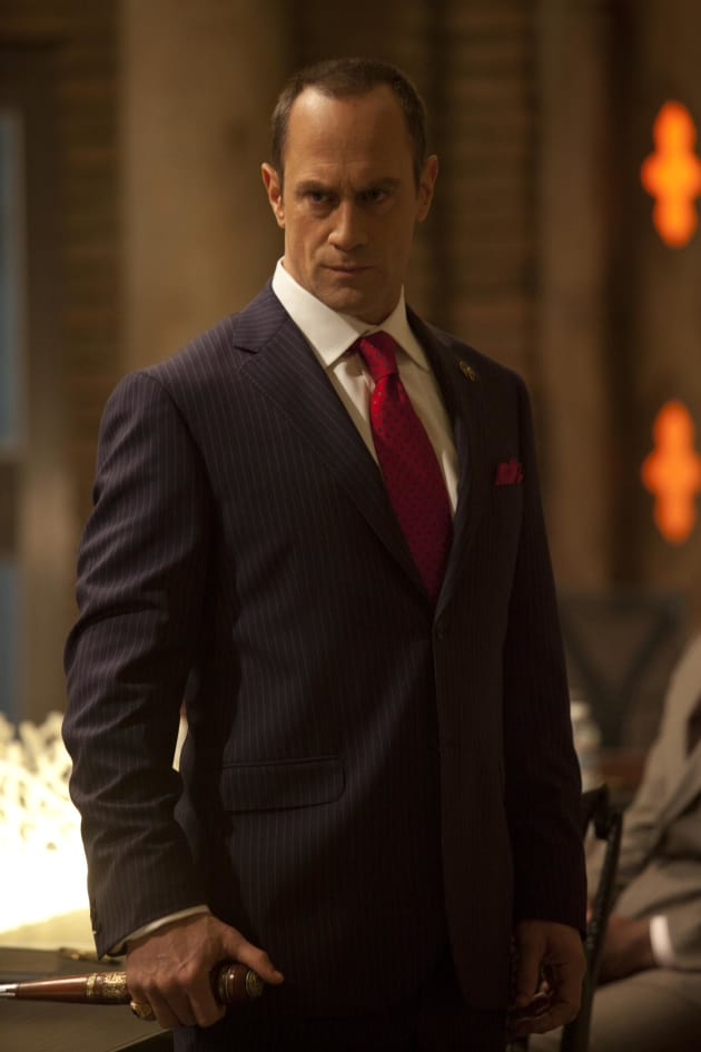 Christopher Meloni on True Blood