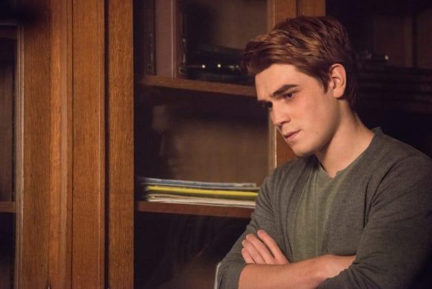 Archie Defeated - Riverdale Season 1 Episode 3