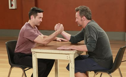 The Odd Couple Season 1 Episode 8 Review: The Unger Games