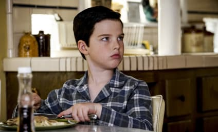 Watch Young Sheldon Online: Season 2 Episode 1
