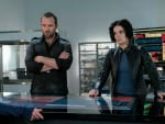 Searching for Patterson - Blindspot