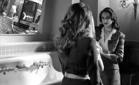 Hanna in Reflection