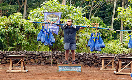 Survivor Review: He's a Small Russell Hantz