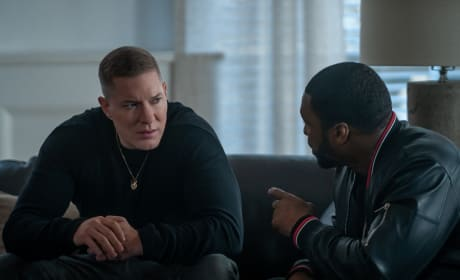 Tommy and Kanan Check In - Power Season 5 Episode 5