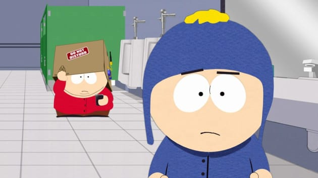 Sharing the Wonders - South Park