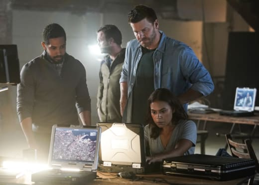 Mandy and the SEAL Team Season 1 Episode 4