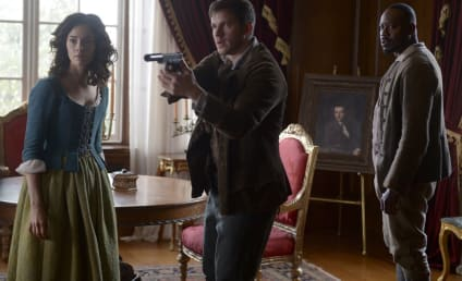 Timeless Season 1 Episode 10 Review: The Capture of Benedict Arnold