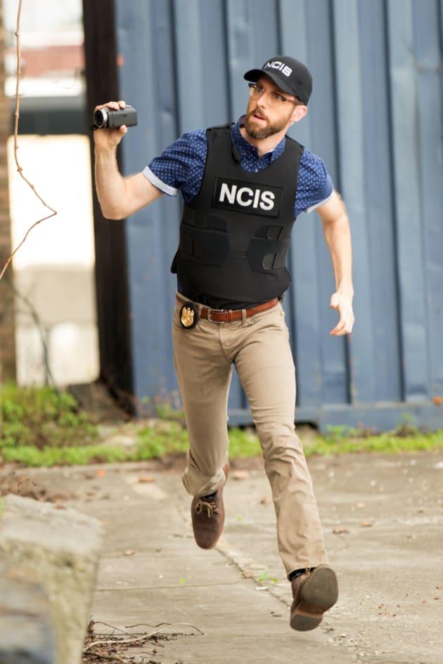 Sebastian's On the Run - NCIS: New Orleans - TV Fanatic