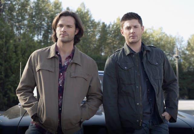 Sam and Dean Winchester - Supernatural