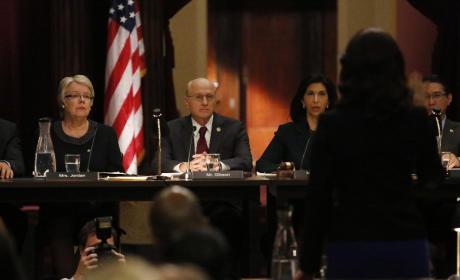Mellie Testifies - Scandal Season 5 Episode 6
