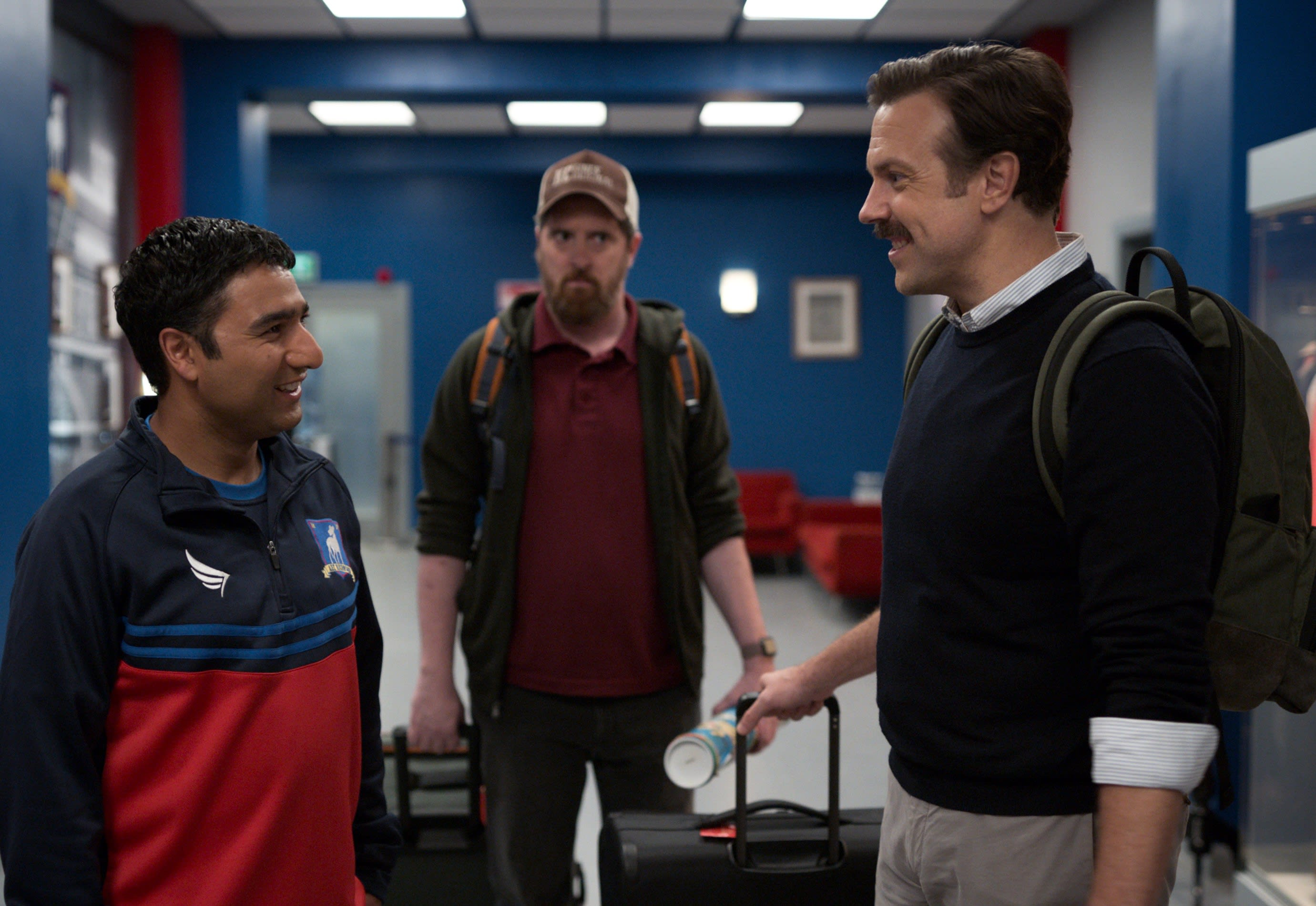 Ted Meets Nate - Ted Lasso - TV Fanatic