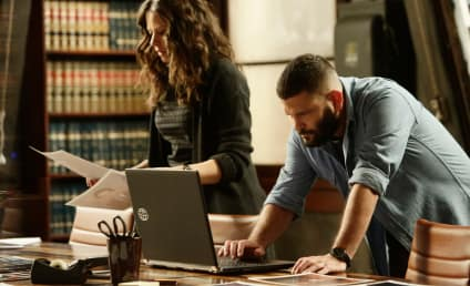 Scandal Season 4 Episode 18 Photo First Look: Honor Thy Father!
