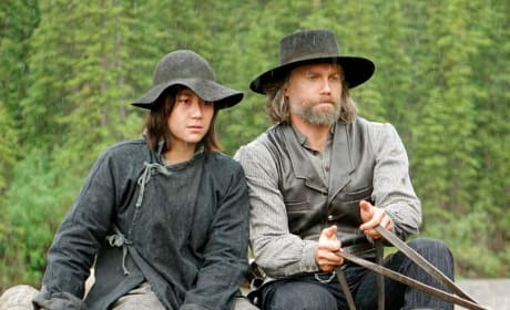 Cullen and Mei - Hell on Wheels