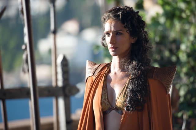 Indira Varma on Game of Thrones