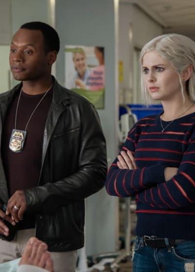 Suspect Alibi - Tall  - iZombie Season 5 Episode 7