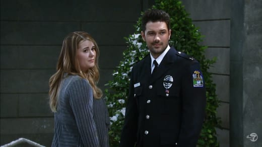 Georgie and Nathan — General Hospital